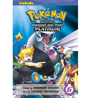 [(Pokemon Adventures Diamond & Pearl Platinum: 06)] [Author: Hidenori Kusaka] published on (July, 2013)