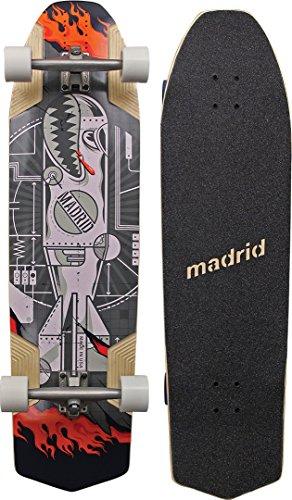 Madrid Skateboards Havoc WMD 38 Longboard