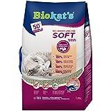 Biokat's Katzenstreu Soft fresh, 1 Packung (1 x 10 L)