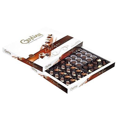 Luxus Sortiment GUYLIAN Belgische Milch Schokoladen Xl Geschenkbox 528g