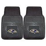 FANMATS NFL Baltimore Ravens Vinyl Heavy...