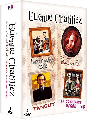 Coffret Etienne Chatiliez 4 DVD : La vie est un long fleuve tranquille / Tatie Danielle / La confiance règne / Tanguy