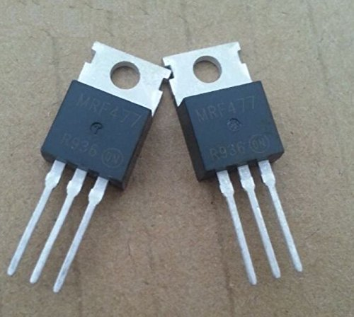 Quickbuying MRF477 RF Transistor TO-220 New S3, 10 Stück Rf-transistor