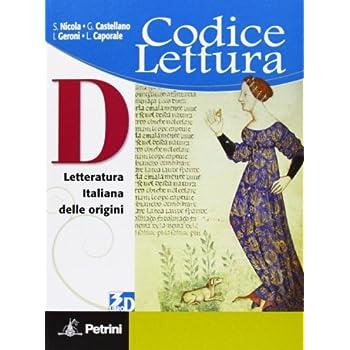 Codice Lettura D