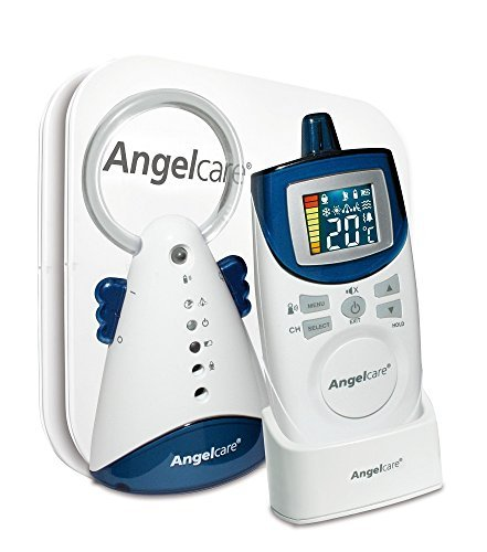 Angelcare AC401 Movement and Sound Baby Monitor