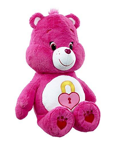 Image of Vivid Imaginations Care Secret Bear Plush Toy (Large, Multi-Colour)