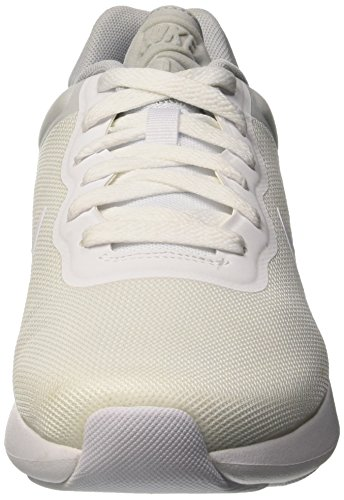 Nike Herren Air Max Modern Essential Turnschuhe Elfenbein (White/White/Cool Grey/Pure Platinum)