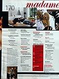 MADAME FIGARO du 20-10-2007 SPECIAL DECO - 100 ENVIES A TOUT PRIX - DECRYPTAGE - QUE REVELENT NOS INTERIEURS - DESIGNERS - LA REVOLUTION FRANCAISE - STYLE - LES CREATEURS RHABILLENT LA MAISON - ANDREE PUTMAN - C. DOMINGUEZ - M. LAMBRON - STE. BERN - EGLANTINE EMEYE - R. GERVAIS - J.M. MASSAUD - RENA DUMA
