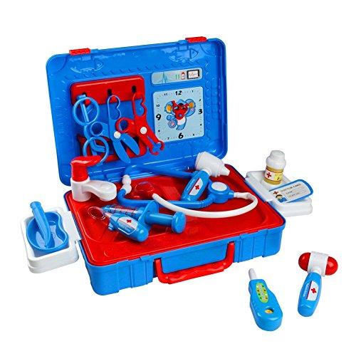 fer für Kinder Zubehör Arzt Pretend Play Kinder Rollenspiele für Kinder Mädchen 3 Jahre und älter ()