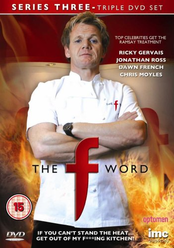 The F Word - Series 3 - Gordon Ramsay [2 DVDs] [UK Import]