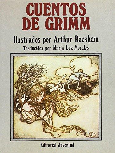 CUENTOS DE GRIMM por Wilhelm Grimm