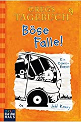 Gregs Tagebuch 9 - Böse Falle!: Gregs Tagebuch 9                                  . Taschenbuch