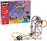 K'NEX 27044 Thrill Rides, Space Invasion Roller Coaster Building Set, Ages 7+ Virtual