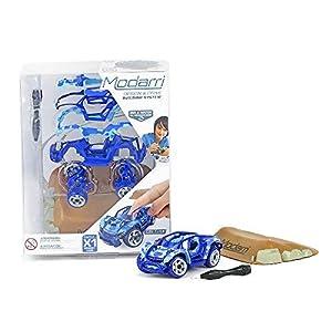 MODARRI 1133-01 - Kit de Montaje para Coche con Cola de Salto, Color Azul