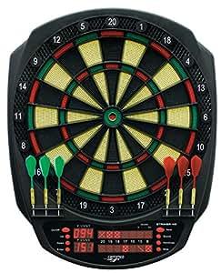 carromco dartboard elektronik dartautomat striker 401 e. Black Bedroom Furniture Sets. Home Design Ideas
