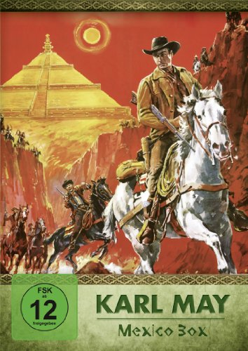 Karl May - Mexico Box [2 DVDs]