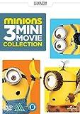Minion Mini Movies (2015): 3 mini movies [DVD]