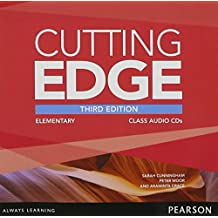 Cutting Edge 3rd Edition Elementary Class CD