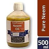 OURONS Huile de Neem - Huile de Graines Premium Pressée à Froid 500 ML - 1500pm Azadirachtin