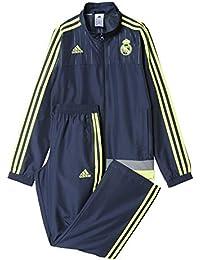 adidas Real Madrid CF PR Suit 2015/2016 - Chándal para niños
