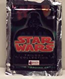 Vintage Star Wars 1997 Trilogy Collection Pack Of 5 Movie Trading Cards - Brand New Factory Sealed Shop Stock Room Find