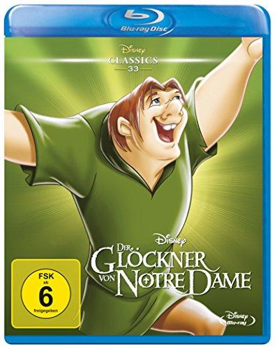 Der Glöckner von Notre Dame - Disney Classics [Blu-ray]