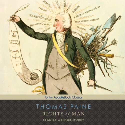 Rights of Man  Audiolibri