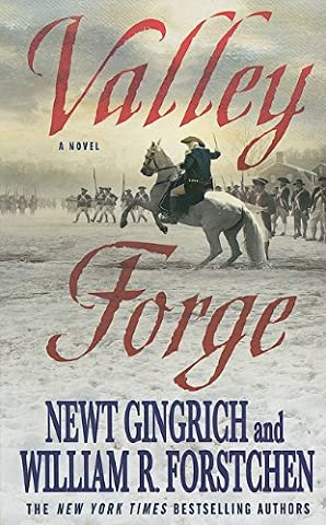 Valley Forge: George Washington and the Crucible of Victory (Thorndike Core)