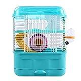 Nette Kleine Tiere Versteck Hütte Hamster Maus Hausaktive und bunte Oase, P