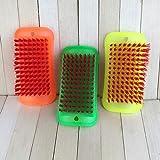 Spazzola Per Bucato Per Uso Domestico/Spazzola Per Bucato/Spazzola Quadrata Arancione