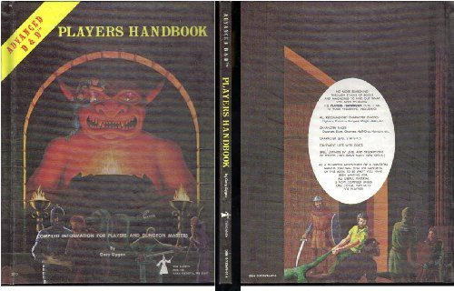 Player's Handbook (Advanced Dungeons & Dragons, 1st edition) by Gary Gygax (1978-08-01)