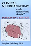 Clinical Neuroanatomy Made Ridiculously Simple (Interactive Ed.)