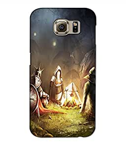 SAMSUNG GALAXY S6 EDGE PLUS COVER CASE BY instyler