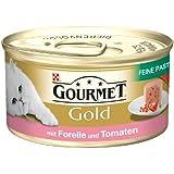 Gourmet Gold Katzenfutter Feine