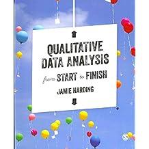 [ QUALITATIVE DATA ANALYSIS FROM START TO FINISH ] By Harding, Jamie ( AUTHOR ) Feb-2013[ Paperback ]
