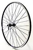 28 Zoll Fahrrad Laufrad Vorderrad Hohlkammerfelge CUT 19 Shimano Deore 610 schwarz für V-Brakes /...