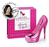 JORGE GONZÁLEZ by Glamour/Heels – EDICIÓN FELICIDAD, Eau de Parfum, Damenduft, EDP, 50ml