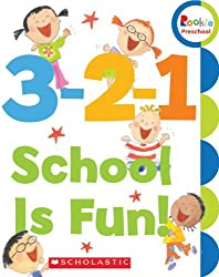 3-2-1 School Is Fun! (Rookie Preschool: My First Rookie Reader) by Amanda Haley (2009-09-05)