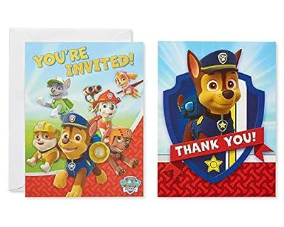 American Greetings Máscaras de la Patrulla Canina de American Greetings- Toys