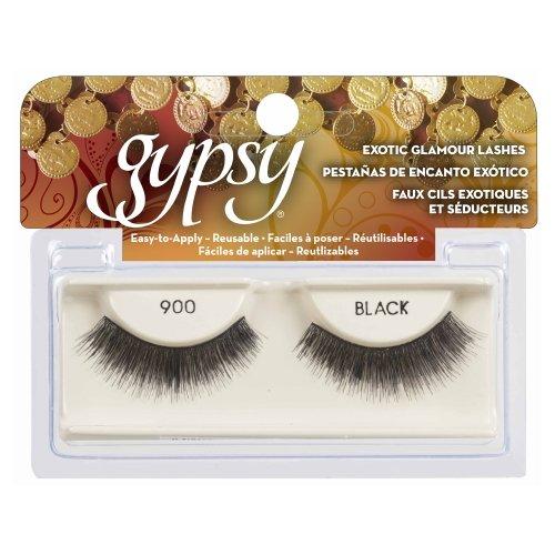 (3 Pack) GYPSY LASHES False Eyelashes - 900 Black