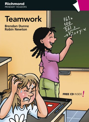 Teamwork & CD - Richmond Primary Readers 3 (Starters) par  BRENDAN DUNNE