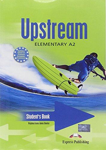 Upstream. Elementary A2. Student's pack. Per le Scuole superiori. Con CD-ROM: 1