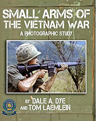 book cover of Small Arms of the Vietnam War