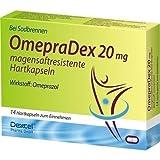 OMEPRADEX 20 mg magensaftresistente Hartkapseln 14 St Kapseln magensaftresistent