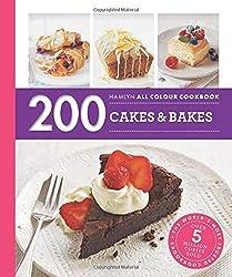 200 Cakes & Bakes: Hamlyn All Colour Cookbook