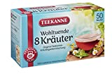 Teekanne 8 Kräuter 50 Beutel