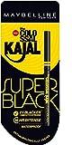 #4: Maybelline New York Colossal Kajal, Super Black, 0.35g, 12H Smudge Proof Free
