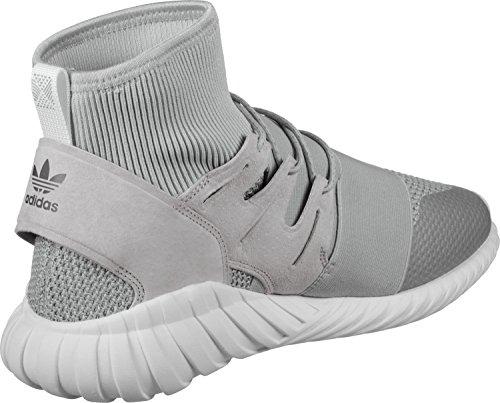 adidas Tubular Doom Winter, Chaussures de Fitness Homme, Gris Multicolore - Gris/blanc (Gridos/Gridos/Blacla)