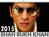 Shahrukh Khan Wandkalender 2015 (13 Blätter, Farbig, Spiralbindung) A4 Format