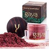 Lidschatten Shimmer Vegan Mineral Pulver – SH5 Shade 100% Natural Premium Makeup für ein gleichmässiges einheitliches und dynamisches Farbbild – Verträglich für empfindliche Augen – In einer 2.5g Dose